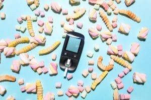 COVID-19 u osób z cukrzycą