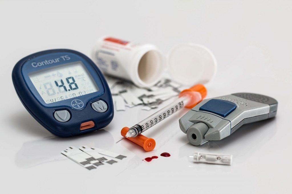 COVID-19 u osób z cukrzycą-kwasica-ketonowa