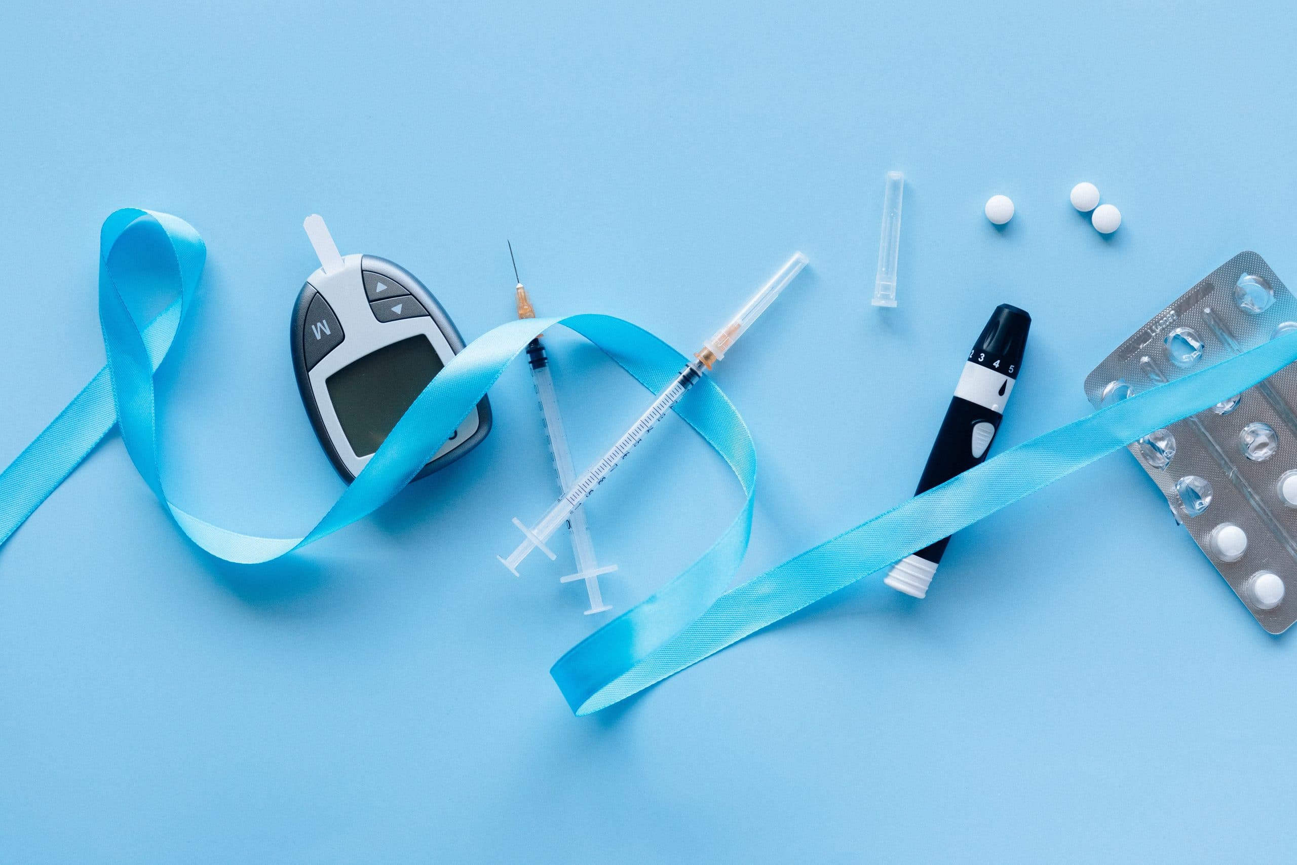 Uszkodzenie nerwów spowodowane cukrzycą