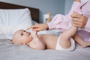 Zaparcia u noworodków i dzieci